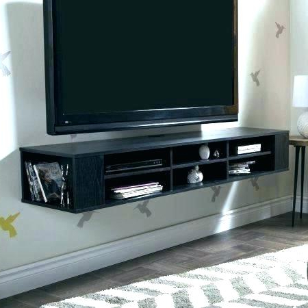 Recent Tv Stands With Mount Inside Tv Stands That Mount On The Wall Tall Stand With Mount Wall Units (Gallery 12 of 20)