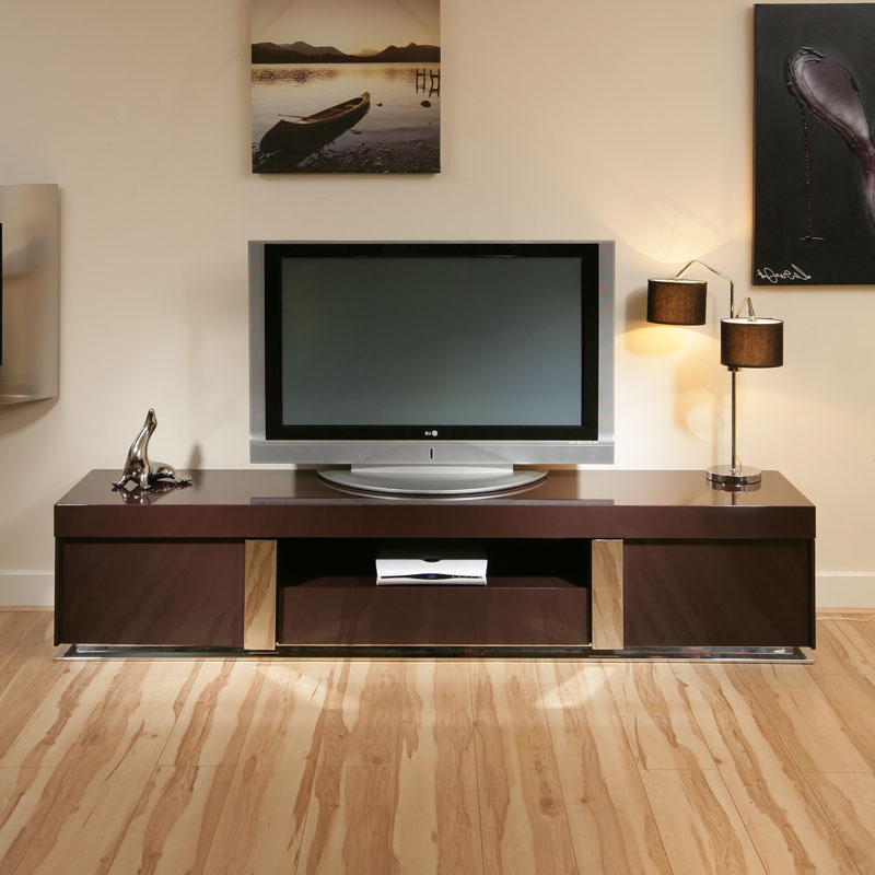 Recent Tv Units Modern – Tv Stands : Mince His Words Regarding Extra Long Tv Stands (Gallery 13 of 20)