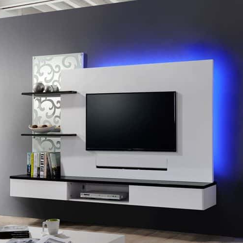 Recent Vd1000 Wall Cabinet – Vidi Furniture Pertaining To Floating Tv Cabinets (Gallery 14 of 20)