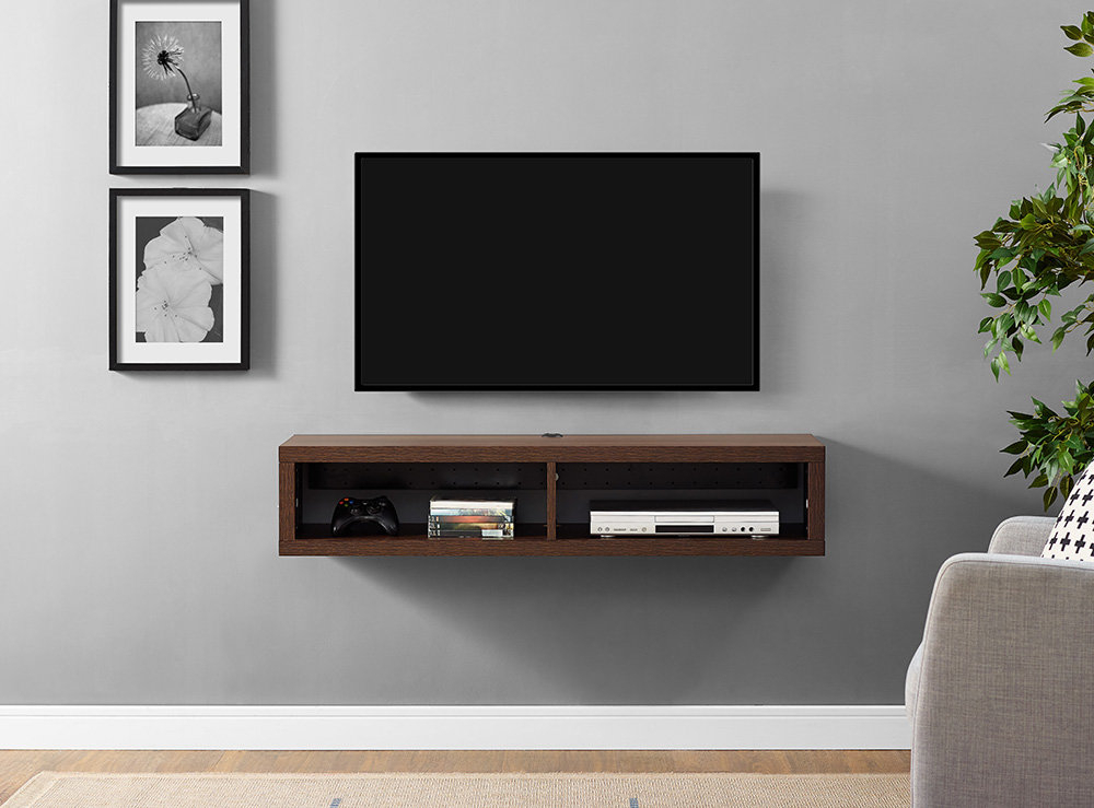 Recent Wall Mounted Tv Stands For Flat Screens Regarding Tv Stand For Wall Mounted Tv (View 10 of 20)