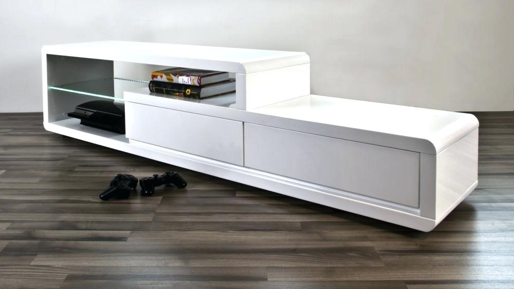 Recent White High Gloss Tv Stand – Progo Inside White Gloss Oval Tv Stands (View 5 of 20)