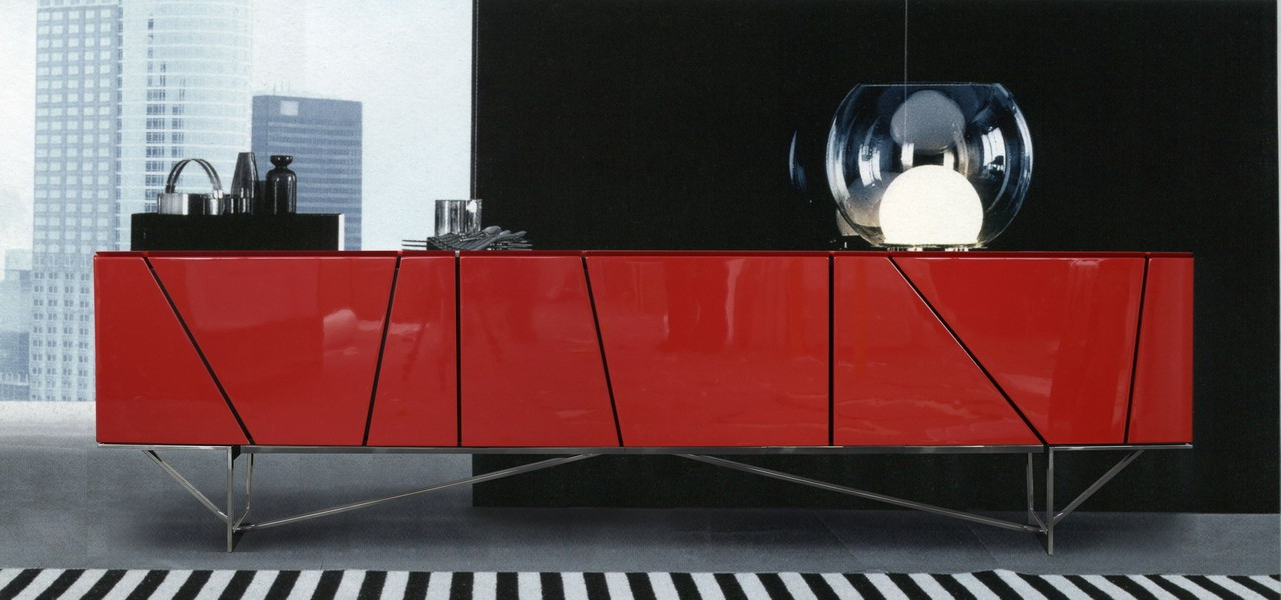 Red Tv Stands Intended For Favorite Rostock Modern Red Tv Stand (Gallery 19 of 20)
