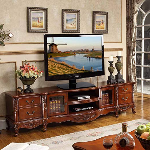 Rfiver Universal Pedestal Table Top Tv Stand//tv Bracket//tv Riser Inside Latest Swivel Tv Riser (View 14 of 20)