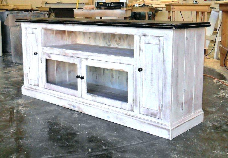 Rustic Looking Tv Stands Regarding Well Known Tv Stands Rustic Rustic Furniture Stand – Gascompressor (Gallery 14 of 20)