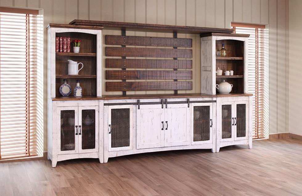Rustic Tv Cabinets Within Well Known White Rustic Tv Stand — Doma Kitchen Cafe (View 16 of 20)