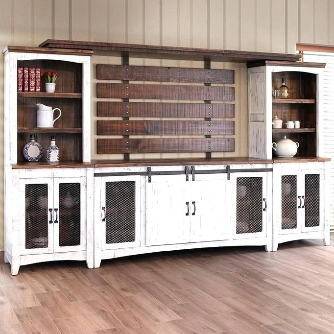 Rustic Tv Stands For Sale Reclaimed Natural Entertainment Center Pertaining To Well Known Rustic Tv Stands For Sale (View 18 of 20)