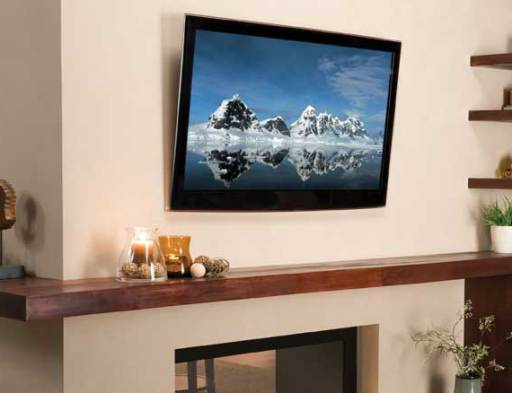 Sanus With Tilted Wall Mount For Tv (View 3 of 20)