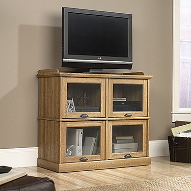 Sauder Highboy Tv Stand (414719) – Sauder – The Furniture Co (View 10 of 20)