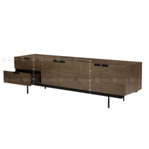Scandinavian Design Tv Cabinets Throughout Well Liked Guti Designer Sideboard And Media Console – Scandinavian Design (View 16 of 20)