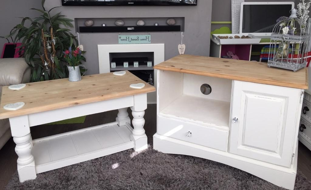 Shabby Chic Tv Cabinet (View 10 of 20)