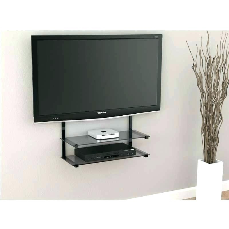 Shelves For Tvs On The Wall In 2018 Corner Tv Wall Mount With Shelf Corner Wall Mount With Shelf Wall (View 14 of 20)