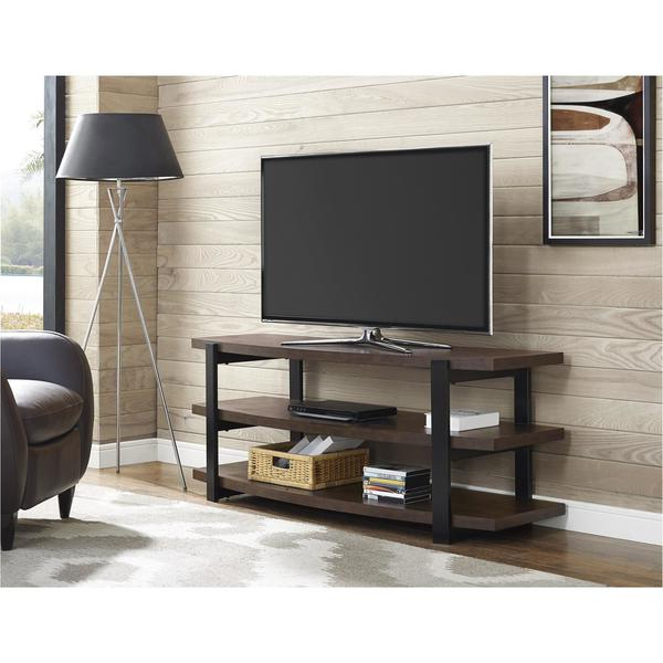 Shop Ameriwood Home Castling Tv Stand For Tv's Up To 70 Inches Regarding Current Tv Stands For 70 Inch Tvs (View 17 of 20)