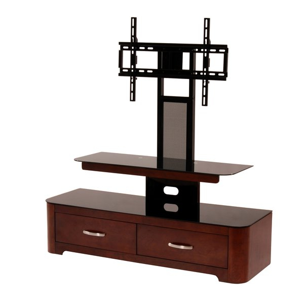 Shop Avista Bellini Tv Stand With Rear Swivel Mount For Up To 130 Regarding Most Up To Date Swivel Tv Stands With Mount (View 3 of 20)