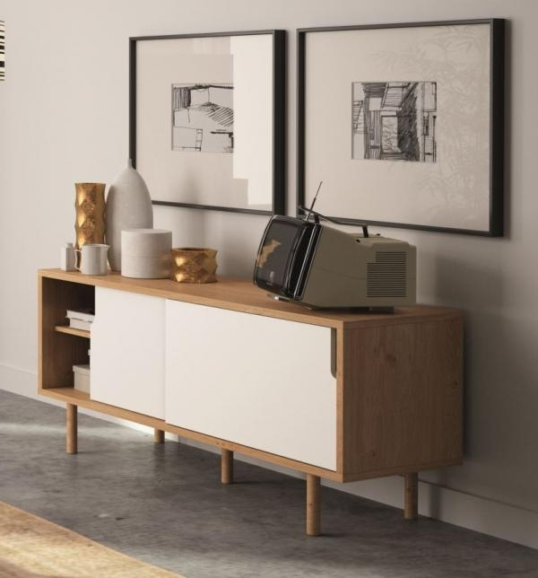 Sideboard Tv Stands For 2018 Wonderful Intended For Tv Units & Tv Stands (View 10 of 20)