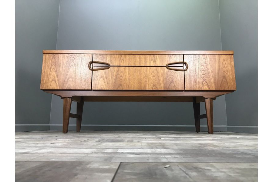 Sideboard Tv Stands Inside Popular Cool Retro Sideboard Perfect For Tv Stand Hifi Table Vintage Record (View 12 of 20)