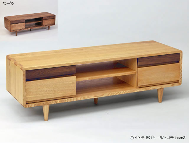 Sideboard Tv Stands Regarding Widely Used Wood Gallery Itsuki: Tv Units Tv Sideboard Tv Stand Av Cabinet Tv (View 14 of 20)