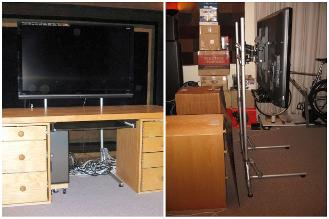 Simplified Building Regarding Best And Newest Freestanding Tv Stands (View 20 of 20)