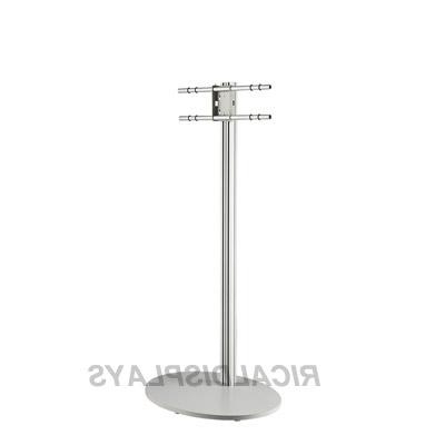 Single Tv Stands With Regard To Favorite Single Pole Tv Stand – Product Catalog – China – Rical Displays (View 19 of 20)