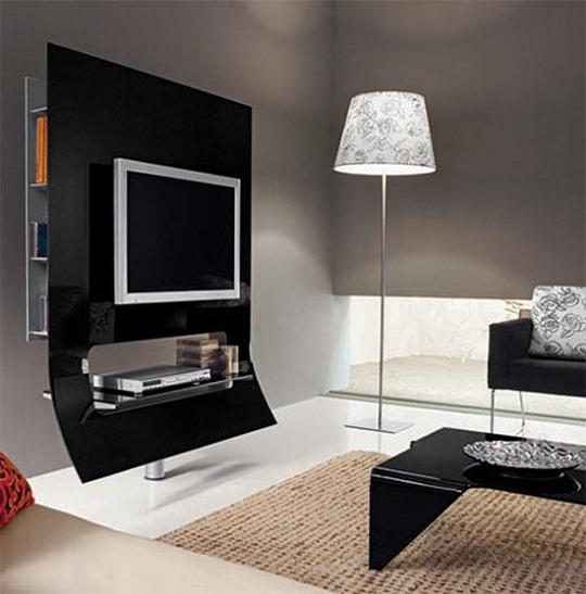 Sleek Tv Stands For Most Up To Date Sleek Modern Tv Standdoimoidea Virgola (View 16 of 20)