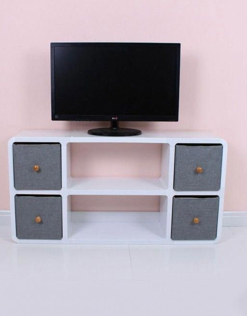 Slimline Tv Stand  (View 18 of 20)