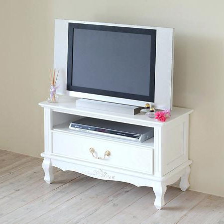 Small White Tv Stand Hit 2 Modern Stand Led Cabinet Unit High Gloss Inside Best And Newest Small White Tv Stands (View 10 of 20)