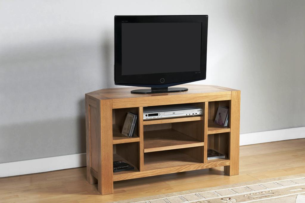 Solid Oak Corner Tv Cabinets For Fashionable Solid Wood Corner Tv Stand : Rocket Uncle – Basic Tips That You Need (View 13 of 20)