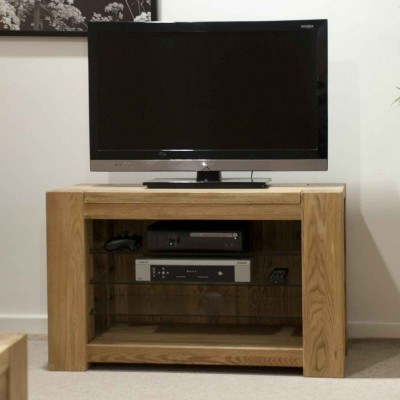 Solid Oak Tv Unit Cabinet (View 14 of 20)