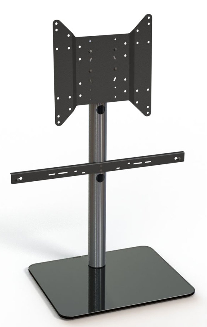Sonos Tv Stands Pertaining To Well Known Just Racksspectral Tv600Sp Bg Tv Stands (View 17 of 20)