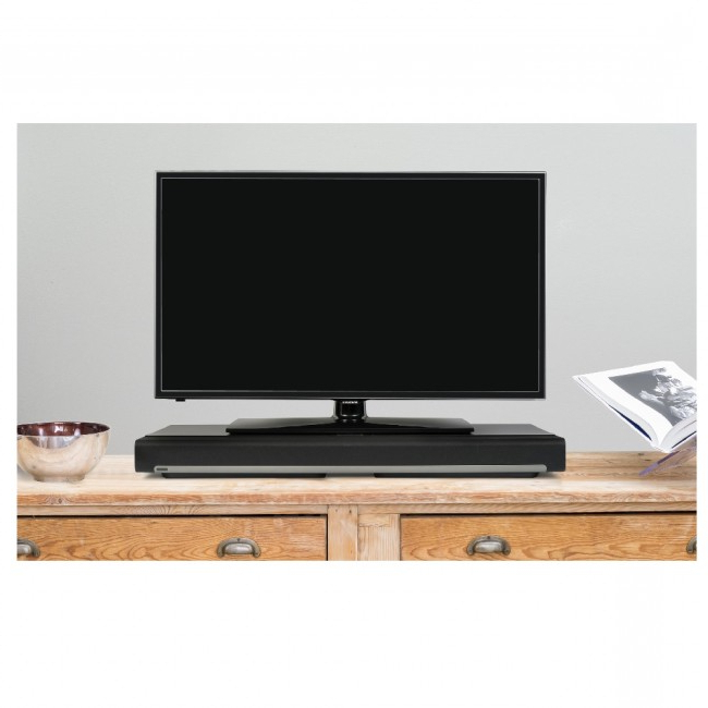 Sonos Tv Stands With Most Current Flexson Flxpbst1021 Tv Stand For Sonos Playbar (Home Cinema (View 17 of 20)