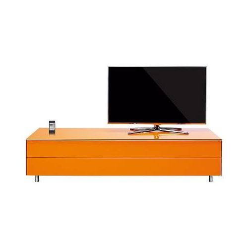 Spectral Sc1650 Ncs Orange Tv Stand With Ipod Dock (View 15 of 20)