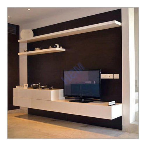 Square Tv Stands Inside Most Up To Date Corner Tv Stand At Rs 950 /square Feet (View 16 of 20)