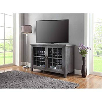 Square Tv Stands Regarding Favorite Amazon: Better Homes And Gardens Oxford Square Tv Stand And (View 18 of 20)