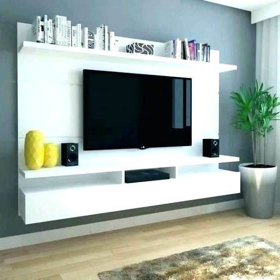 Stand For Under Wall Mounted Tv Furniture Under Wall Mounted Wall For Favorite Tv Stand Wall Units (View 12 of 20)