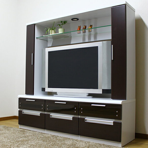 Storage Tv Stands For Most Recent C Style: Tv Sideboard Width 150 Cm Middle Tv Board Tv Stand Av (View 15 of 20)
