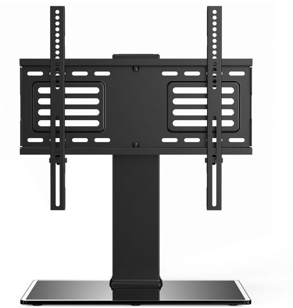 Swivel Tv Riser Intended For Latest Fitueyes Universal Tabletop Tv Riser Stand With Swivel Height (View 17 of 20)