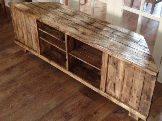 Swivel Tv Stand Throughout 2018 Rustic Corner Tv Stands (View 20 of 20)