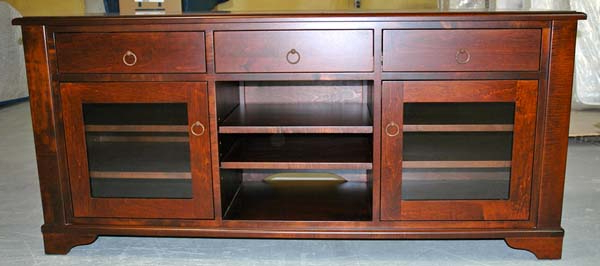 T.v. Stands – Brices Furniture Regarding Well Known Maple Tv Stands (Gallery 5 of 20)