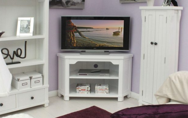 Tag Archived Of Corner Tv Stand For 65 Inch Curved Tv : Fascinating Throughout Most Popular White Small Corner Tv Stands (Gallery 16 of 20)