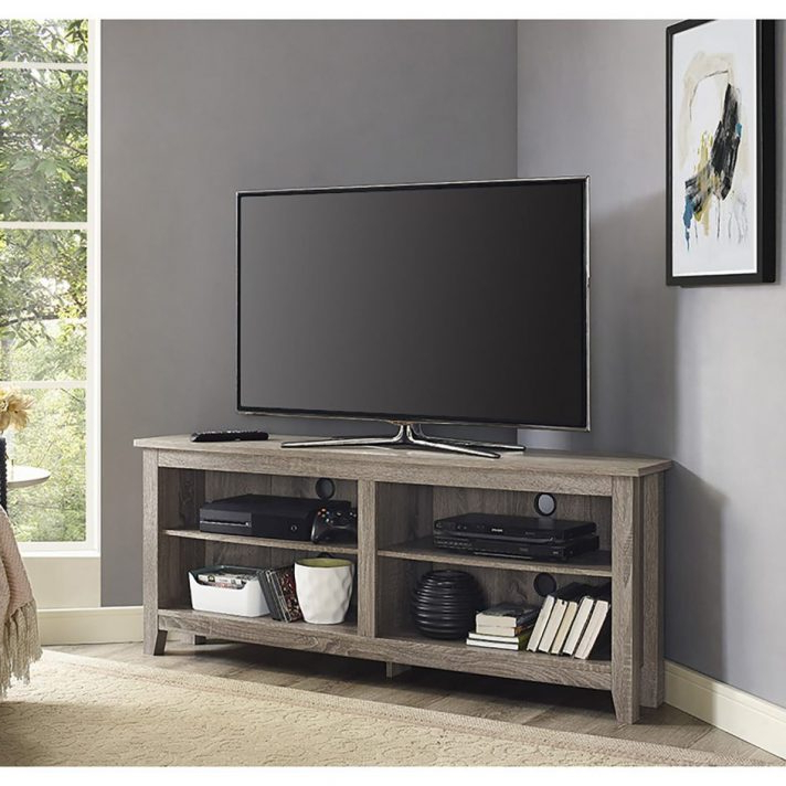 Tall Corner Tv Stand For Bedroom Small 60 Inch 55 50 With Drawers 30 For Most Recently Released Tv Stands For Corner (View 16 of 20)
