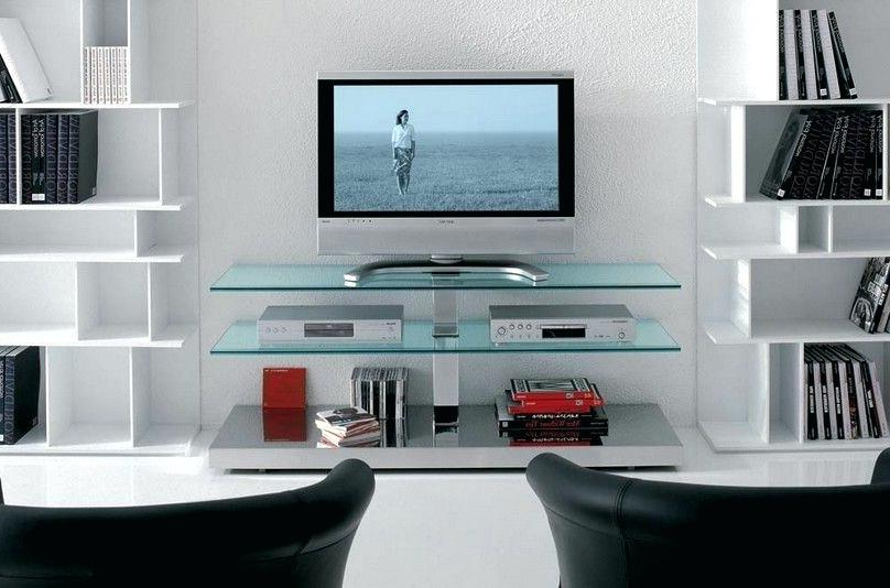 Tall Tv Stands For Flat Screen Inside Well Known Tall Tv Stands For Flat Screens Flat Screen Tables Tall Stands (View 14 of 20)