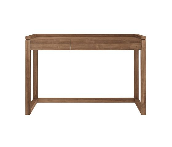 Teak Frame Office Console Table 160 X 43 X 82 Cmethnicraft Clippings Pertaining To Well Known Frame Console Tables (View 18 of 20)