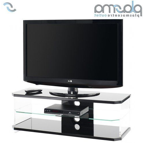Techlink Air Black Ai110B Tv Stand (View 18 of 20)