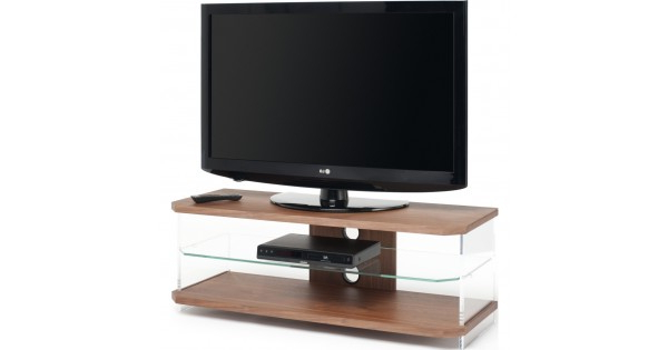 Techlink Air Tv Stands Within Favorite Optically Clear Side Panels; Screens Up To 55 (Gallery 18 of 20)
