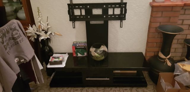 Techlink Echo Tv Ec130Tvb Ex Display Stand (Gallery 8 of 20)