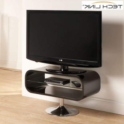 Techlink Op80B Opod Gloss Black Tv Stand (406052) Inside Famous Black Opod Tv Stands (View 15 of 20)