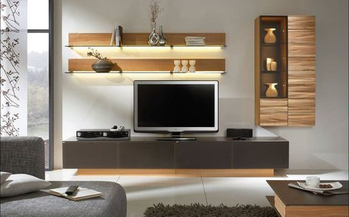 Television Stand, Tv Rakhne With Regard To Led Tv Cabinets (View 14 of 20)