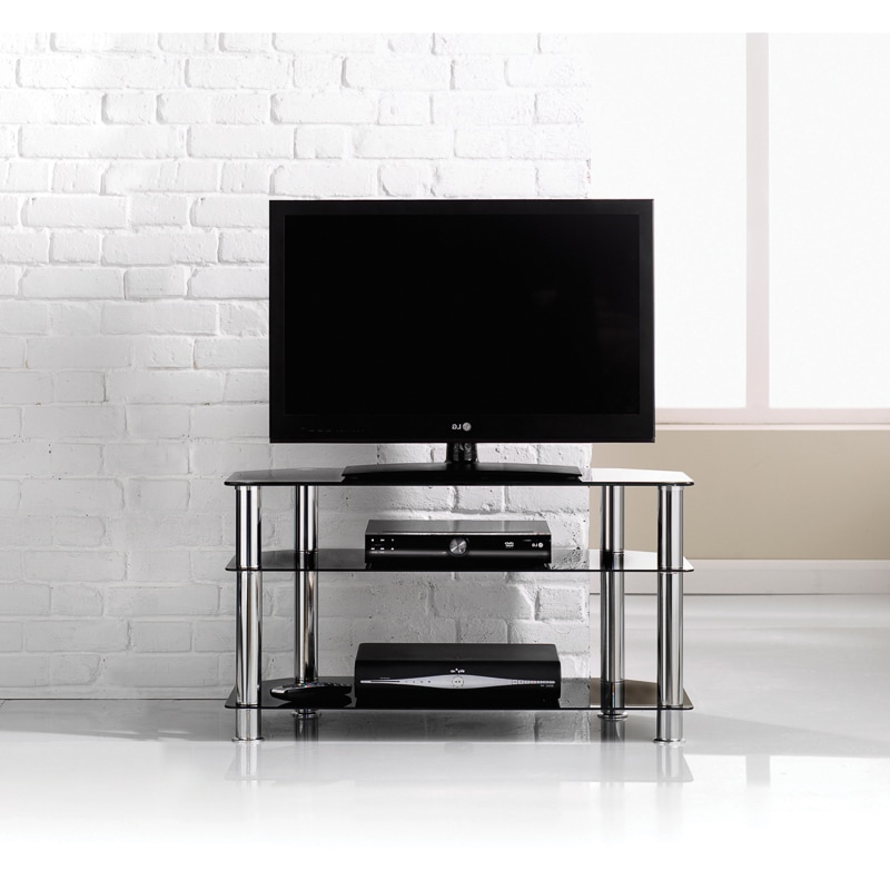 Telly Tv Stands Intended For 2018 Cheap Tv Stands And Tv Units From B&m (Gallery 8 of 20)