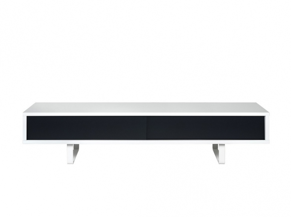 Tema Home Tv Stand Slide Low Inside Most Recently Released Modern Low Tv Stands (Gallery 1 of 20)