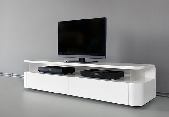 The Design Home Inside Sleek Tv Stands (View 3 of 20)