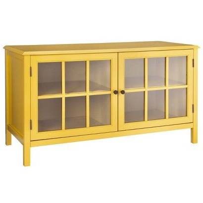 Featured Photo of Yellow Tv Stands